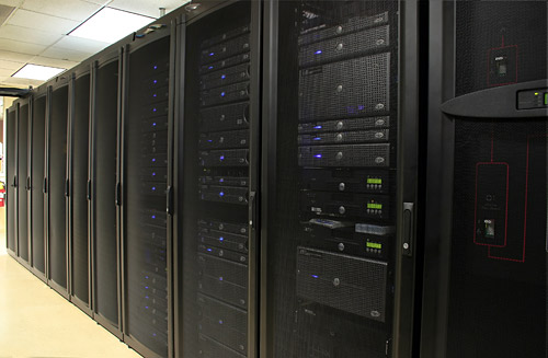 Disaster Recovery Servers