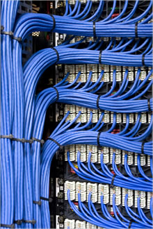 San Antonio Structured Data Cabling Installation