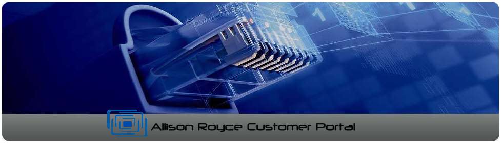 Allison Royce Customer Portal
